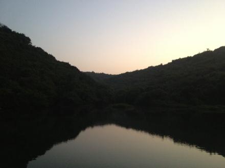 Dawn at Arambol