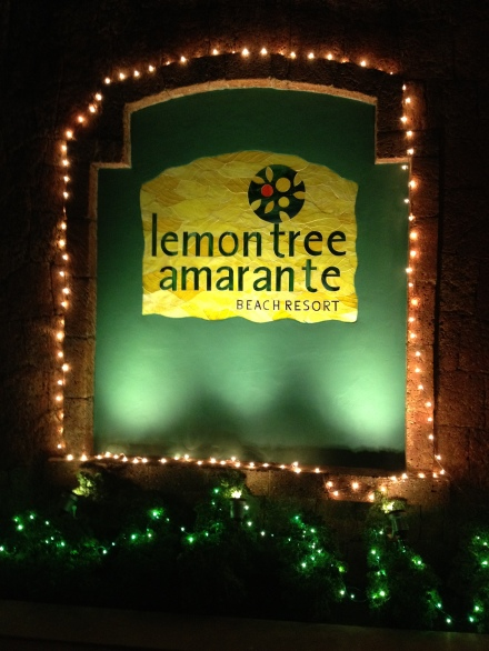 Hotel Lemontree Amarante at Candolim, Goa