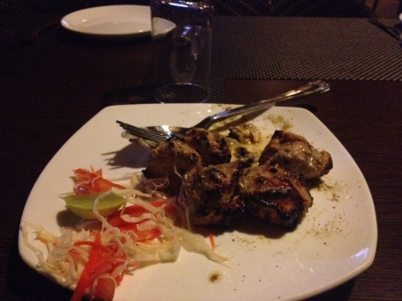 Chicken Malai Kebabs, simply delicious!
