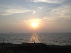 Sunset at Aguada