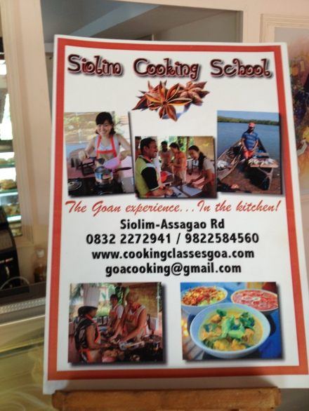 Siolim Cooking Class