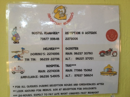 Asterix Contact Info