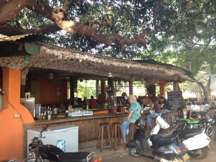 Mango tree restaurant with bar